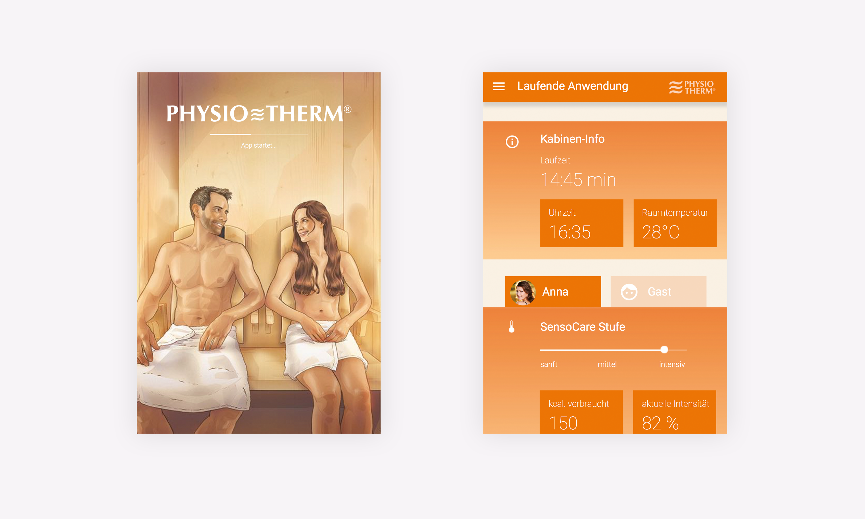 MyPhysiotherm App